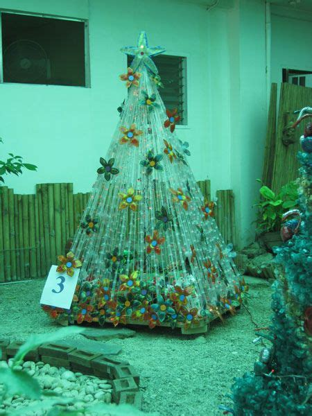 how to recycle an artificial christmas tree in fort worth tx panabo city eco friendly tree clever ideas tree decorations
