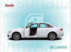 How to open and close windows via remote on an Audi A4S4