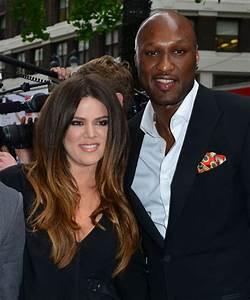 Lamar Odom supports Khloé Kardashian as mum Kris Jenner ...