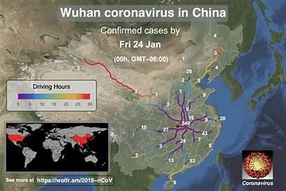 Coronavirus Outbreak Novel Covid Wolfram Virus Wuhan