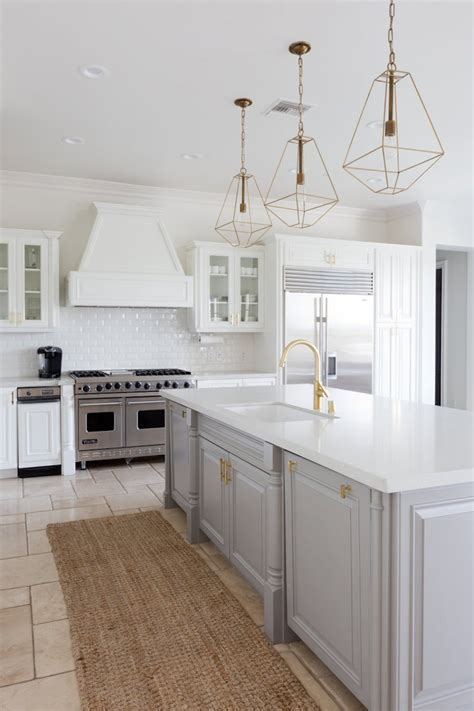 white kitchen light fixtures bright california home remodel before after cococozy