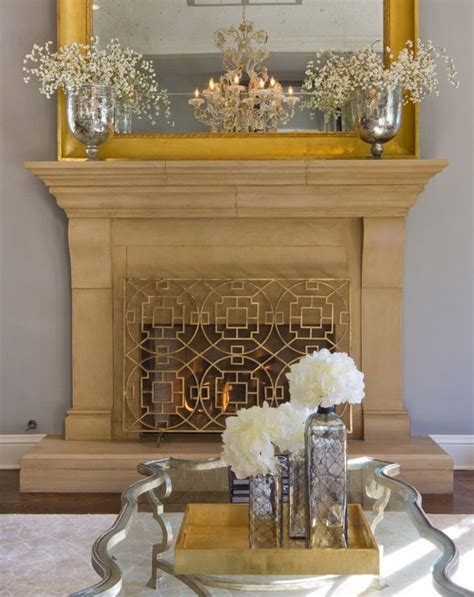 choose   fireplace screens   unique