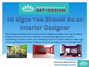 what education do you need to become an interior designer With what education do you need to be an interior designer