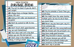 Cehs News   High School Survival Guide