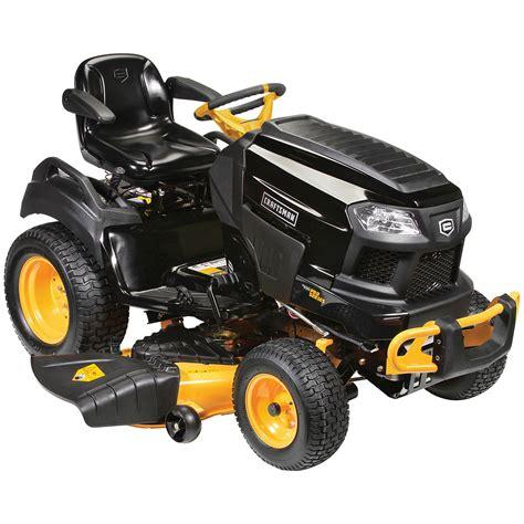 Garden Tractor by Craftsman Proseries 50 Quot 26 Hp Kohler V Garden Tractor