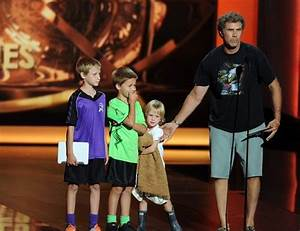 2013 Emmys: Watch Will Ferrell and His Adorable Kids Take ...