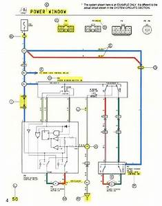 1996 Toyota Camry Wiring Diagrams