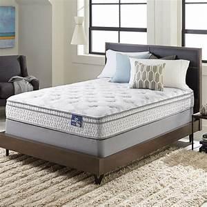 serta extravagant euro top full size mattress set ebay With best full size mattress set
