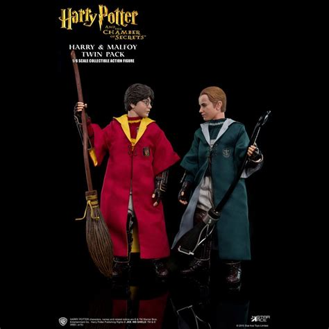 star ace harry potter draco malfoy quidditch version