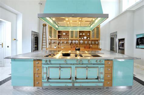 professional stainless steel cooker islands la cornue by