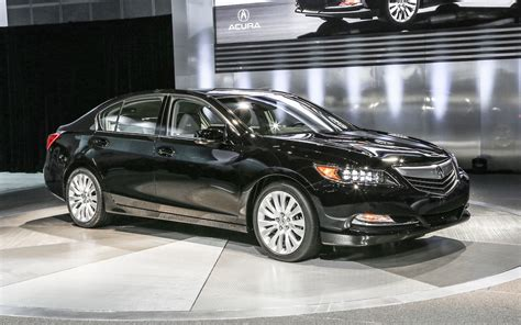 2014 acura rlx first motor trend