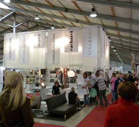 traliccio americano fabric exhibitions