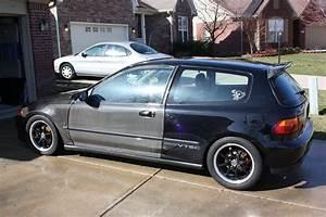 1995 Honda Civic Si Hatchback - image #287