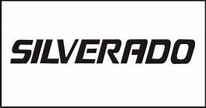 silverado logo wwwpixsharkcom images galleries with With silverado emblem letters