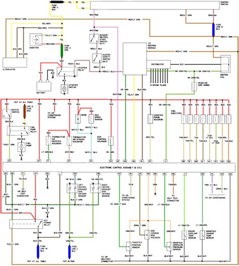 87 Mustang Power Window Wiring Diagram by 86 5 0 Wiring Help Coil Mustang Forums At Stangnet