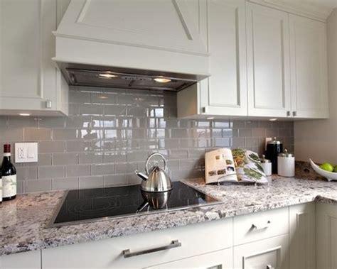 gray glass subway tile kitchen backsplash grey glass tile backsplash home design ideas pictures 8345