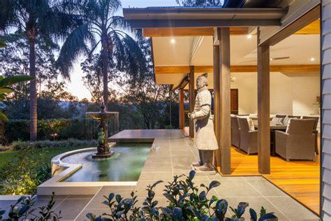 exquisite asian porch designs  home
