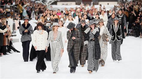 Chanel Mostró La última Colección De