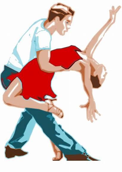 Dancers Clip Dance Latin Clipart Publicdomainfiles Domain