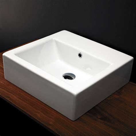 Modern Wall Mount Bathroom Sinks by Aquamedia Washbasin In Wall Mount Vessel Washbasins