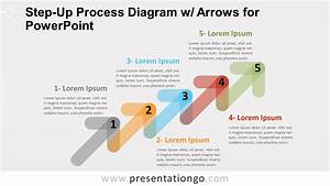Step  Arrows For Powerpoint