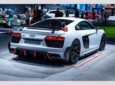 Audi R8 Performance GT4RennwagenLook ab Werk Speed Heads