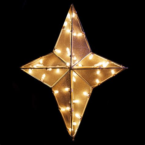 christmas decorations  dimensional nativity star