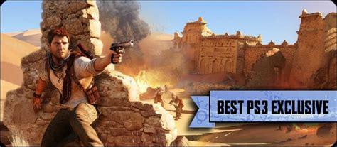 Best PS3 Exclusive 2011