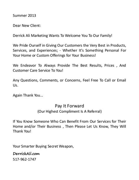 home interior design courses client infopackage and welcome letter