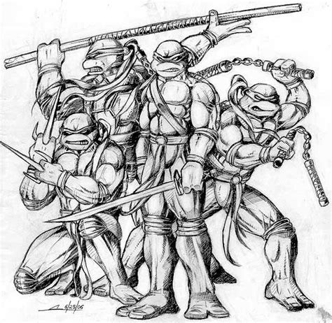 ninja turtle drawings google search turtle drawing