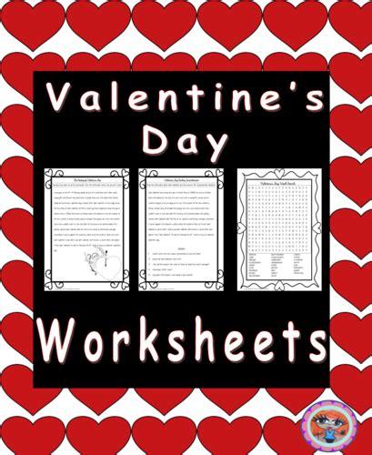 spanish st valentine s day worksheet by thecaz uk