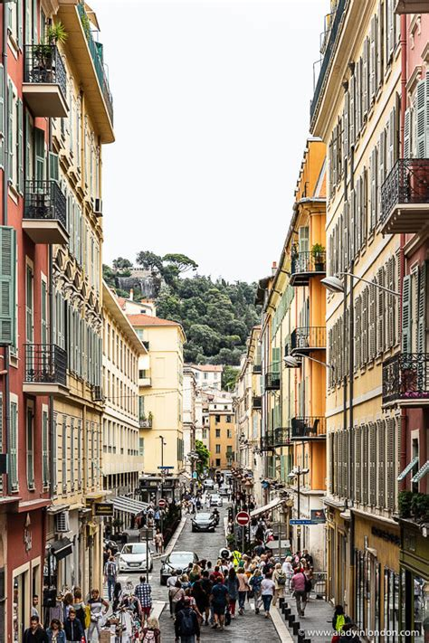 Vieux Nice - A Colorful Guide to Things to Do and See in ...
