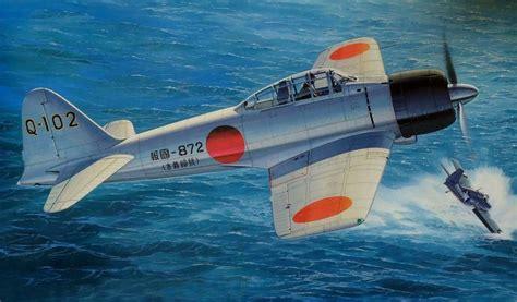 mitsubishi   fighter model  hamp hasegawa box