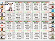 Calendario calcio serie A 20172018 – aLpEnEwS