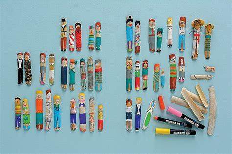 decoration chambre enfants bricolage facile pour enfant familles couteaux