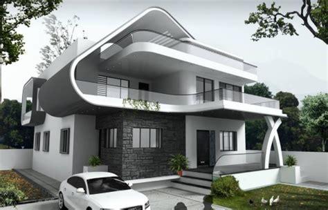 contoh rumah minimalis  lantai modern sederhana tampak