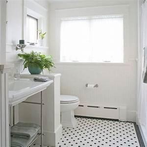 27 black and white octagon bathroom tile ideas and pictures With white and black tile bathroom