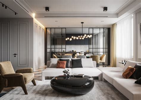 Contemporary Classic Home by Modern Classic On Behance