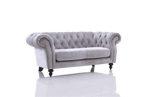 grey tufted sectional sofa divani casa alexandrina grey tufted fabric sofa set