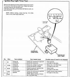 1989 Honda Accord Fuse Box