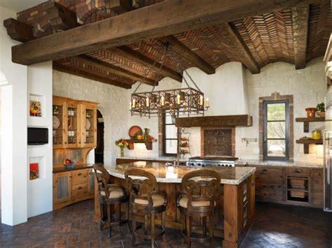15 Exquisite Mediterranean Kitchen Interior Designs For