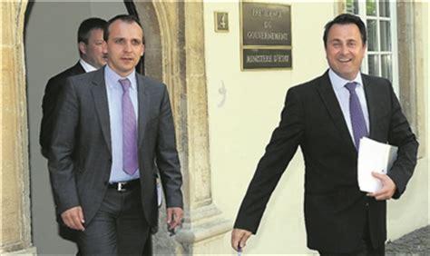 chef de cabinet du premier ministre paul konsbruck nouveau directeur de cabinet de xavier bettel