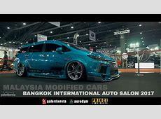 Bangkok International Auto Salon 2017 Modified Cars from