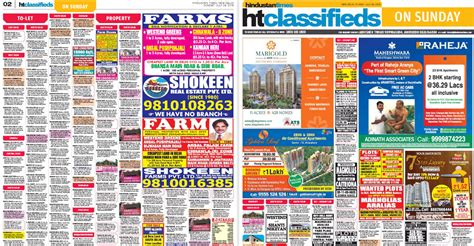 Advertising In Hindustan Times Gives Huge Reach