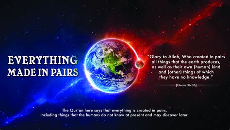 picture quran modern science allah created in pairs all things navedz