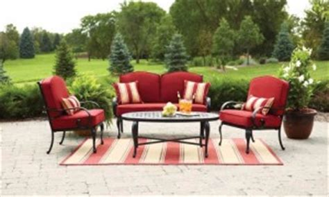 Better Homes And Gardens Patio Cushion Set by Better Homes And Gardens Fairglen Cushions Walmart