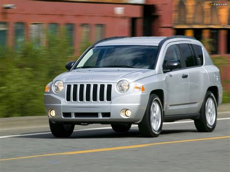 Jeep Compass Wallpapers by Jeep Compass 2006 10 Wallpapers 1280x960