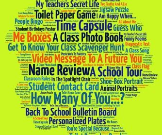 Ideas For High School English Class  66 Free Classroom Postersfun Lessons For High School