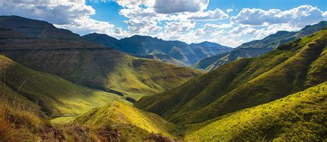 Central & Northeastern Lesotho Tours | Enchanting Travels