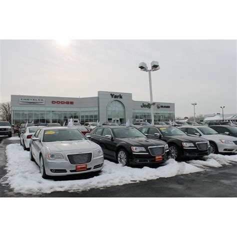 Yark Chrysler Jeep Dodge Ram in Toledo, OH   (419) 842 7